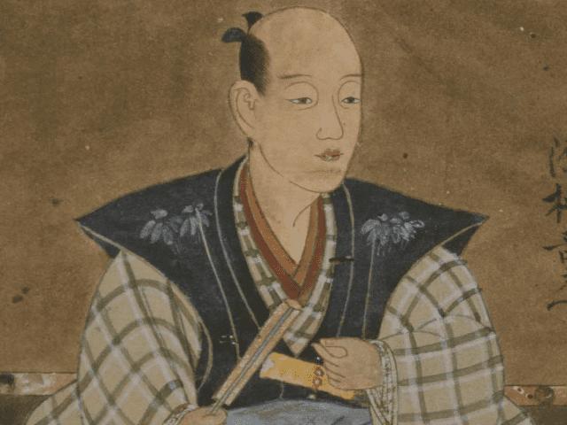 長尾政景の肖像画