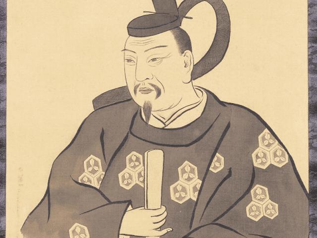 直江兼続の肖像画