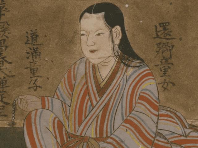 仙桃院の肖像画