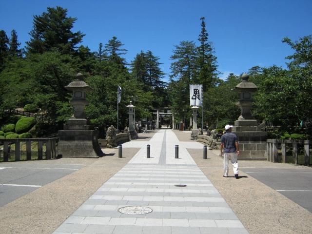 上杉神社(米沢城跡)