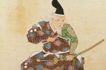 伊達稙宗の肖像画