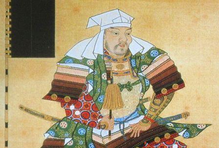 伊達輝宗の肖像画