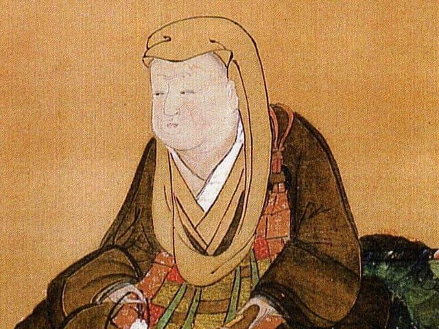 愛姫(陽徳院)の肖像画
