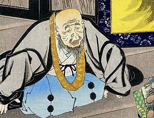 安国寺恵瓊の肖像画