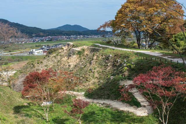 戦国期、難攻不落の要塞だった月山富田城