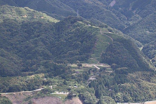 難攻不落で知られる尼子氏の本拠・月山富田城