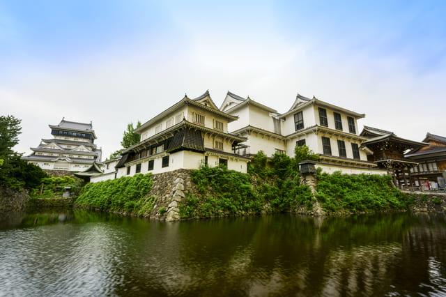 小倉城(復興天守)