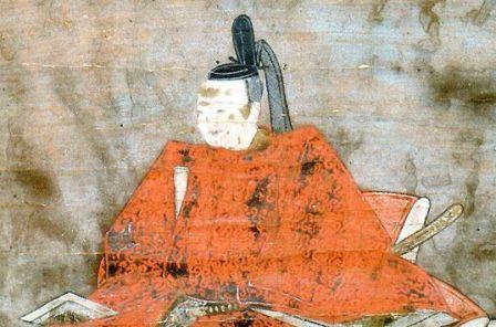 穂井田元清の肖像画
