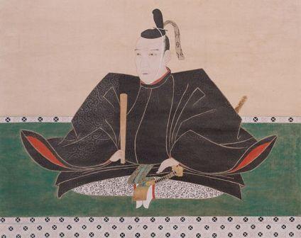 吉川広家の肖像画