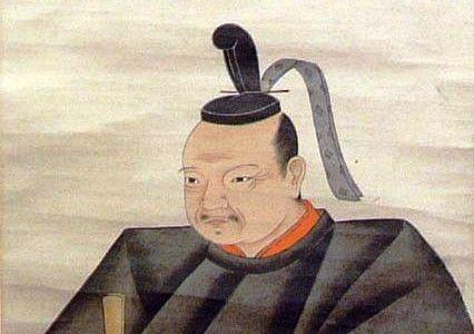 吉川元春の肖像画