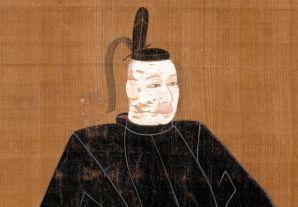 小早川隆景の肖像画(広島県・米山寺蔵)