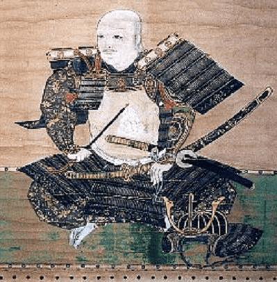 乃美宗勝の肖像画
