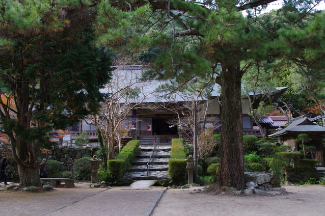 大内義隆の最期の地となった大寧寺