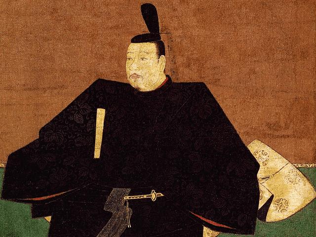 足利尊氏の肖像画(浄土寺蔵)