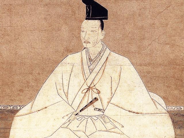 足利義教の肖像画(愛知県一宮市妙興寺 蔵)
