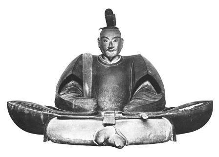 足利義澄の像