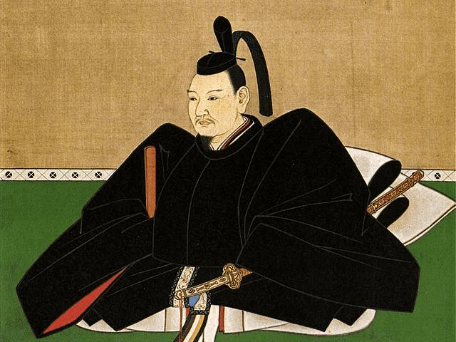 細川政元の肖像画(龍安寺 蔵)
