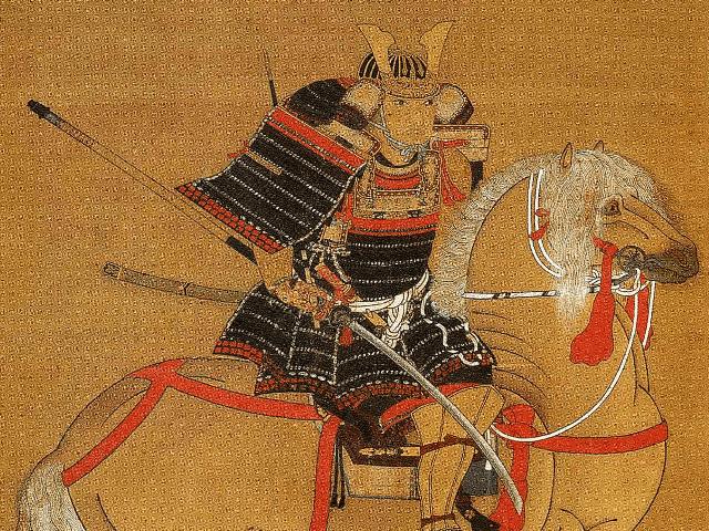 細川澄元の肖像画(狩野元信筆 永青文庫 蔵)