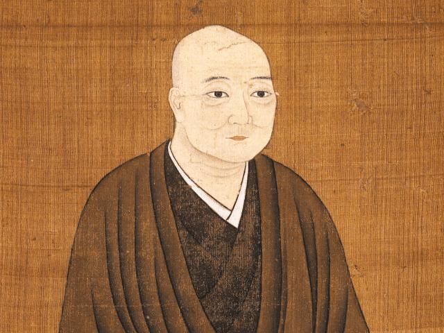 細川高国の肖像画(東林院 蔵)