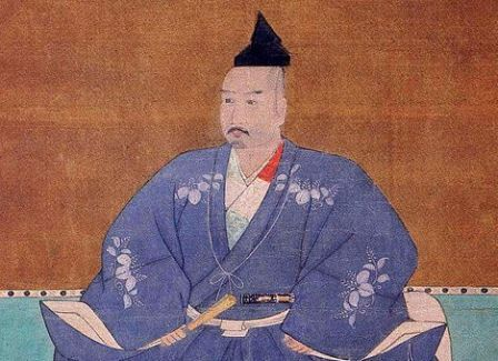 三好長慶の肖像画