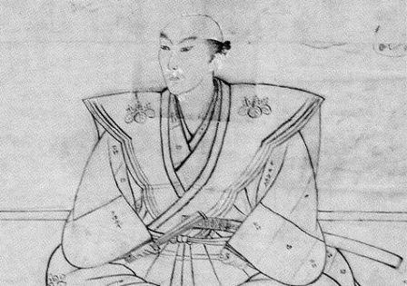 三好義継の肖像画