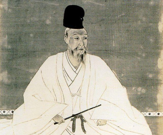 吉田兼見の肖像画