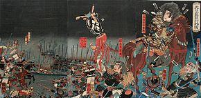 「天目山」で戦い、敗れ去った武将は誰?