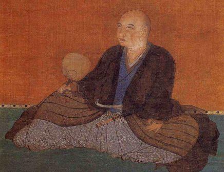細川幽斎の肖像画