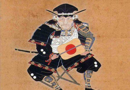 池田恒興の肖像画
