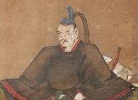 河尻秀隆の肖像画
