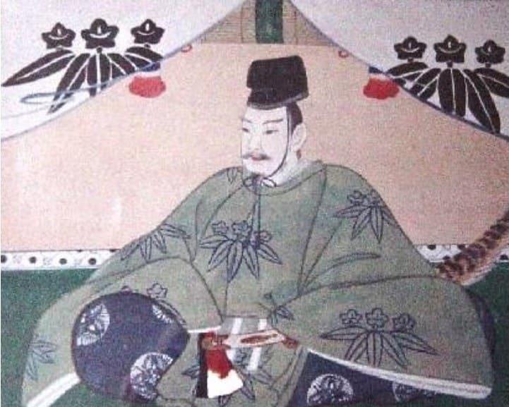 伊勢の国司・北畠具教の肖像(伊勢吉田文庫 蔵)