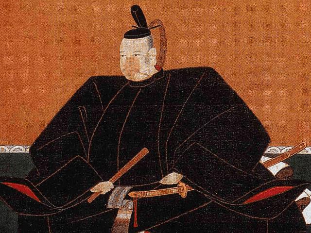 九鬼嘉隆の肖像画(常安寺 蔵)