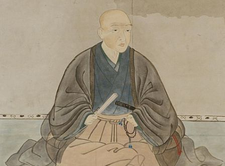 村井貞勝の肖像画