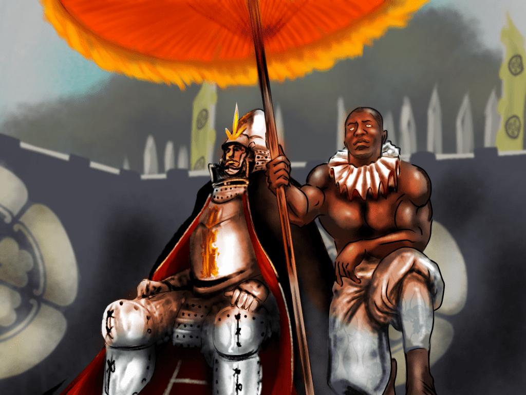 黒人の侍・弥助の出身国はどこ?