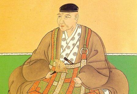 織田信包の肖像画(秀吉お伽衆時代)