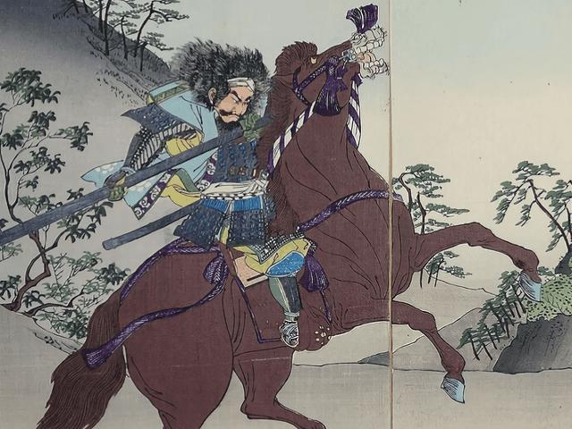 柴田勝家の与力で、「鬼玄蕃」と称された武将とは誰?