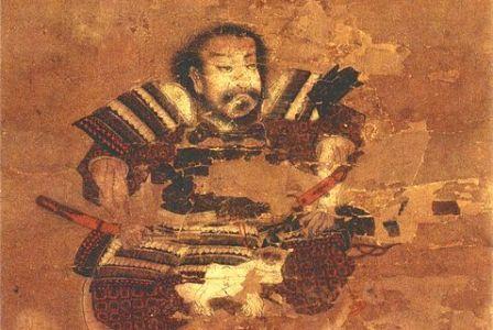 前田利家の肖像画