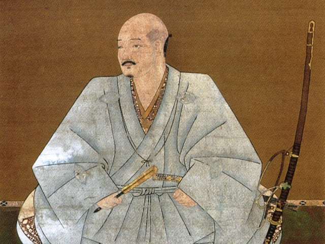 尼子晴久の肖像画
