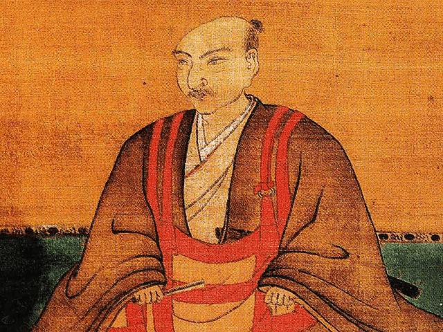 朝倉義景の肖像画