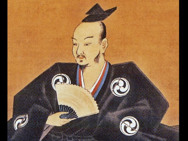 別所長治の肖像画(兵庫県立歴史博物館蔵)