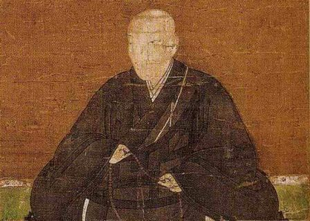本願寺顕如の肖像画