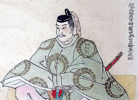 一条兼定の肖像画(龍集寺像)