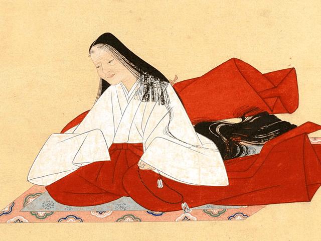春日局の肖像画(麟祥院所蔵)
