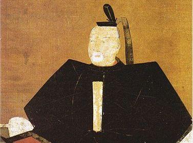 大内義隆の肖像画