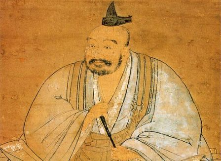 龍造寺隆信の肖像画