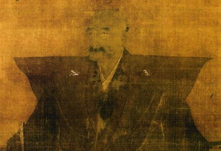斉藤道三の肖像画