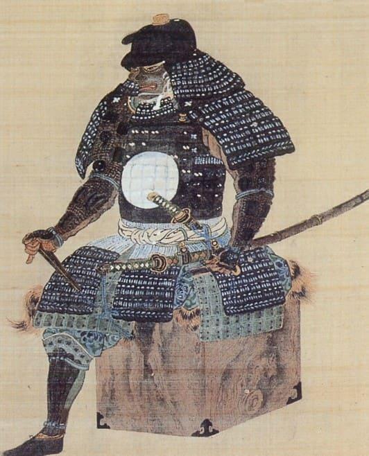 佐竹義宜の肖像画(天徳寺所蔵)