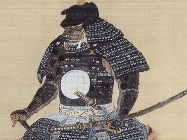 佐竹義宣(右京大夫)の肖像画(天徳寺所蔵)