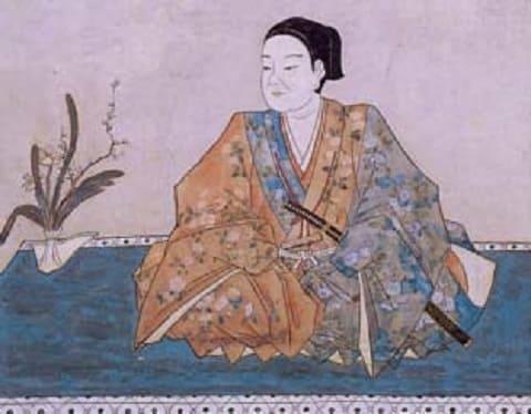 斯波義敏の肖像画