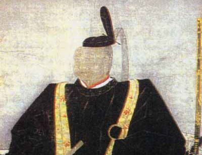 立花宗茂の肖像画